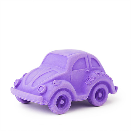 purple beetle car